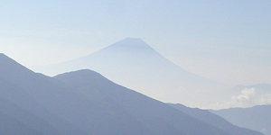 アサヨ峰より2000年8月12日