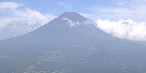 富士見台より2001年8月25日