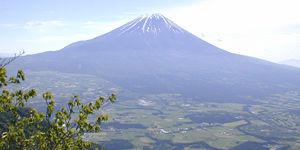 毛無山より2000年6月4日