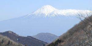真富士山より2000年3月18日