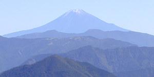 沢口山より2001年9月23日