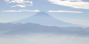 七面山より2000年7月23日
